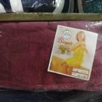 """ผ้าขนผ้าฝ้าย cotton ผืนเล็ก (15 x 30"""" ) ขนิดหนาเนื้อนุ่ม ( ผ้าสปา ) สีเดียว (ขายส่งยกโหล)"""