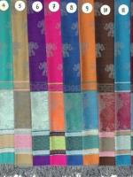 ผ้าพันคอ Pashmina พาสมีน่า ลาย ไทย PS02012T