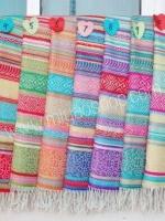 ผ้าพันคอ Pashmina พาสมีน่า ลาย ไทย PS02002T