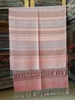 ผ้าพันคอ Pashmina พาสมีน่า ลาย ไทย PS02025T