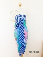 ผ้าคลุม ชาย ทะเล SARONG 7