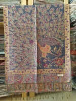 ผ้าพันคอ Pashmina พาสมีน่า ลาย ไทย PS02028T