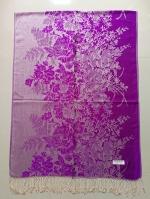 ผ้าพันคอ Pashmina พาสมีน่า ลาย ไทย PS02018T
