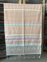 ผ้าพันคอ Pashmina พาสมีน่า ลาย ไทย PS02021T