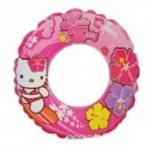 Intex Kitty Swim Ring 24นิ้ว