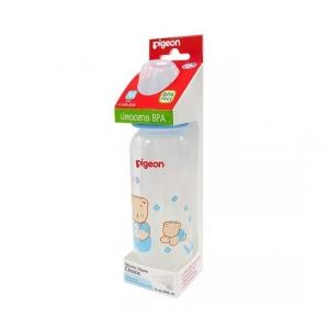 PIGEON โคโร ขวดนม 8 ออนซ์ + จุกคลาสสิค ไซส์ M รุ่น RPP