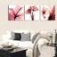 Art-XF ภาพแต่งห้องสวยๆ ดอกไม้ X-ray Flower 1ชุดได้ 3ภาพ thumbnail 6