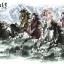 ม้ามงคล8ตัวมีภูเขา 65*135cm cnn01 thumbnail 1