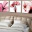 Art-XF ภาพแต่งห้องสวยๆ ดอกไม้ X-ray Flower 1ชุดได้ 3ภาพ thumbnail 1