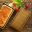 แม่พิมพ์ขนมปัง ฝาปิด เทฟล่อน (ลาย) Honey Tost 20.5*13.5*7cm. thumbnail 1