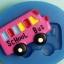 โมล พิมพ์ซิลิโคน รูปรถโรงเรียน (พิมพ์ 2 มิติ) thumbnail 1