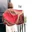 ผ้าพันคอ วิสคอส viscose สไตล์ ยิปซี VC01019 thumbnail 2