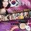 Grid Solution CC Cushion SPF 50+ PA+++ กริด โซลูชั่น ซีซี คุชชั่น แป้งน้ำแร่จากเกาหลี พร้อมกันแดด เนื้อบางเบา เนียน ไม่โบ๊ะ ออร่าเป็นธรรมชาติ สวยจบในตลับเดียว! thumbnail 4