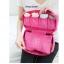 กระเป๋าเก็บชุดชั้นในมีหูหิ้ว สีชมพู thumbnail 4