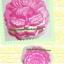 พิมพ์วุ้น สองชั้นทรงกลม รูปดอกเบญจมาศ เบอร์ 5 thumbnail 1