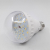 หลอดไฟ LED Bulb Warm White 9W 12V/24V(สีเหลือง)