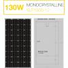 แผงโซล่าเซลล์ Solar Cell 130W Mono