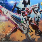 รอเข้าสต๊อก P-Bandai : MG 1/100 MBF-02VV GUNDAM ASTRAY TURN RED