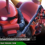 RG 1/144 MS-06R-2 JOHNNY RIDDEN'S ZAKUⅡ
