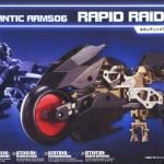GIGANTIC ARMS 06 RAPID RAIDER
