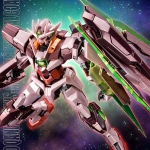 รอเข้าสต๊อก P-Bandai : MG 1/100 OO QAN[T] (TRANS-AM MODE) [SPECIAL COATING]