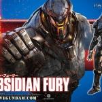 HG OBSIDIAN FURY