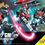 HGBF 1/144 GM/GM