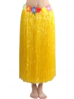 กระโปรงฟางเหลือง 80 cm