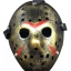 หน้ากาก Jason Friday The 13th ทอง thumbnail 1