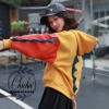 เสื้อผ้าเกาหลีพร้อมส่ง เสื้อกันหนาวตัวนี้น่ารักมากๆค่าา