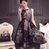 Black Lady Secrets Sparkling Lovely Dress