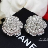 Camellia Diamond Earring