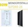 แผงโซล่าเซลล์ Solar Cell 340W Mono
