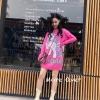 ชุดเดรสเกาหลีพร้อมส่ง Dress ม้ายูนิคอร์น แบรนด์ Moschino