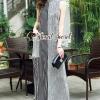 เสื้อผ้าแฟชั่นเกาหลีพร้อมส่ง Chic Chic Bib Suit Vintage Style