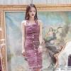 เสื้อผ้าเกาหลีพร้อมส่ง Red Velvet Lovely Cuties Charming Urban Dress