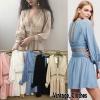 เสื้อผ้ามาแรงพร้อมส่ง BOHO Minidress งานเย็บดีเทลเป๊ะและปังมาก