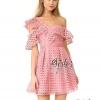 ชุดเดรสเกาหลีพร้อมส่ง Korea Sparkling Royalty Lovely Pink Dress