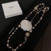 พร้อมส่ง Chanel Pearl Necklace สร้อยคอมุกชาแนลงาน 1:1