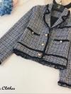 เสื้อผ้าแฟชั่นพร้อมส่ง เสื้อสูท Stlye Korea