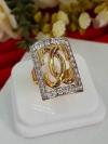 แหวนชาแนลงานเพชร Madawaska