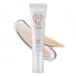 ETUDE HOUSE Correct & care CC Cream Silky 8in1 Multi-Function spf30 pa++ 35g. ซีซีครีมพร้อมบำรุง 8in1ในหลอดเดียว #01 Silky