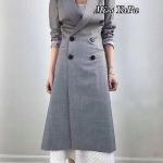 เสื้อผ้าเกาหลีพร้อมส่ง Maxi Dress หรือ สูทยาว