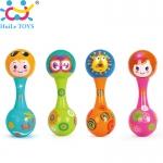 FH3102A.Huile Toys ของเล่นเขย่ามือเด็ก Maraca (4 colors assorted) คุณสมบัติ ปรับปรุงสติปัญญาของเด็ก นำความสุขเด็ก ใช้วัสดุที่มีคุณภาพสูงและสี ไม่ใช่- พิษสอดคล้องกับen71 ประสบการณ์ที่กว้างขวางในp& d, การผลิตและการให้บริการ dissatisfactionsถ้าคุณได้ใดๆกับผล