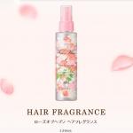 Rose Of Heaven Hair Fragarnce 120 ml.สเปรย์น้ำหอมฉีดผม สกัดจากธรรมชาติ ให้ผมคุณนุ่มสลวย ทำให้ผมหอม สะอาดชวนให้น่าสัมผัส