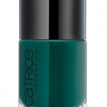 CATRICE ULTIMATE Nail LACQUER #09 Hugo Moss 10ml.ยาทาเล็บสีเงา