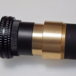 PROJECTION LENS ISCO OPTIC 70MM.F2