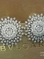 พร้อมส่ง Diamond Earring ต่างหูเพชร CZ แท้งานหรูหรา