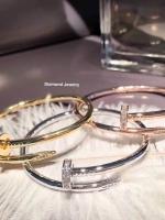 Cartier Bracelet กำไลข้อมือตะปูคาร์เทีย