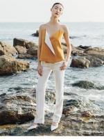 คุณหนู ลุคซน สวยหนักมาก Set เสื้อ+กางเกง